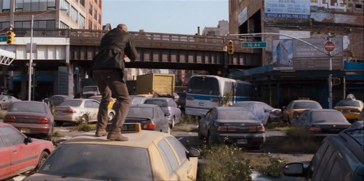 All Cars In Quot I Am Legend Quot 2007 Best Movie Cars