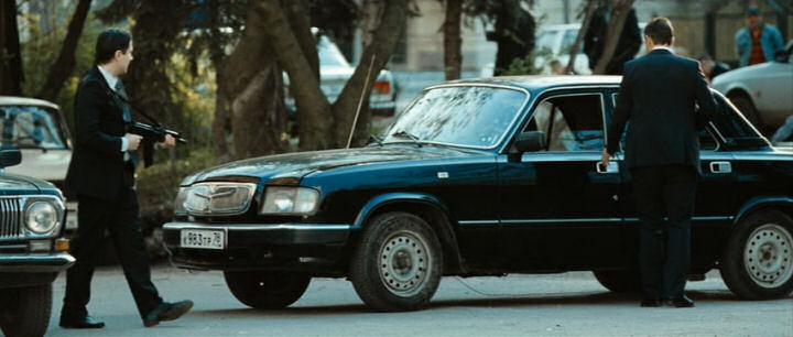 2002 GAZ-3110 Volga