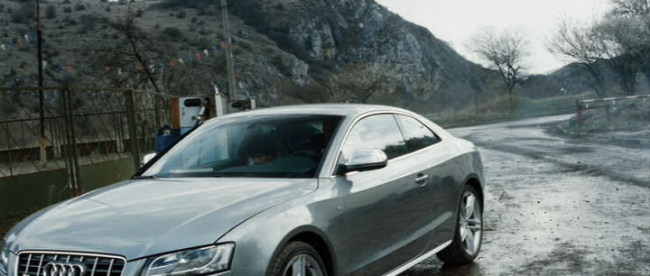 2007 Hitman 2007 Audi S5 Best Movie Cars