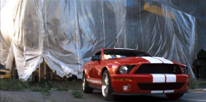 2007 Ford Shelby GT500 SVT 2