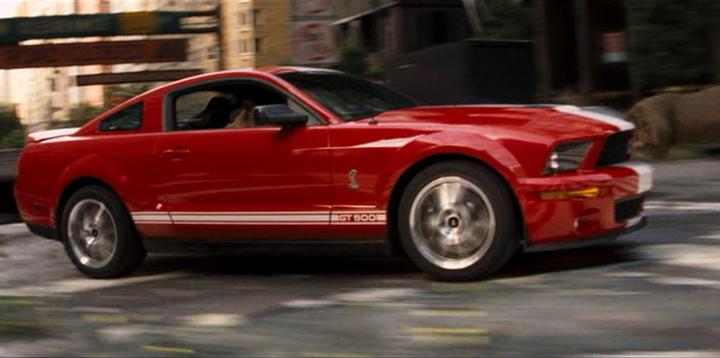 2007 Ford Shelby GT500 SVT, I am Legend 2007