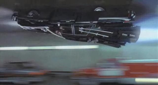 Agent Ks Car