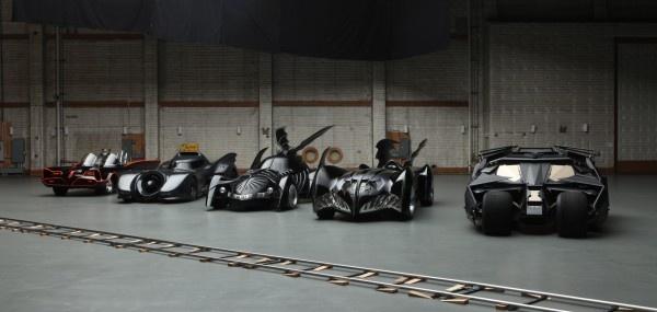 All Batmobiles