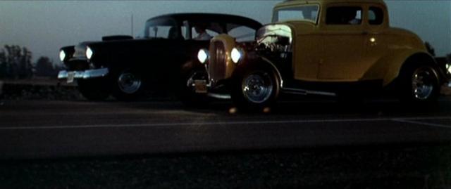 American Graffiti Cars