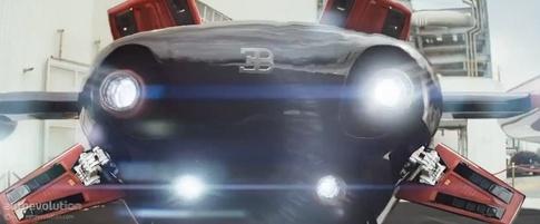 Bugatti Shuttle Elysium