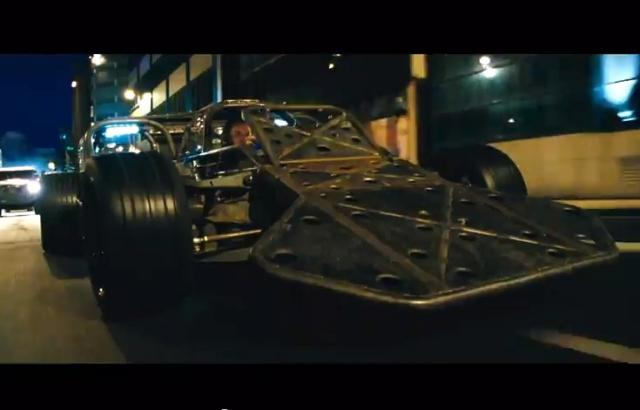Custom Destroyer Fast and Furious 6