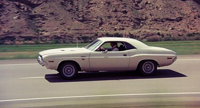 Dodge Challenger Vanishing Point