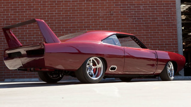 Dodge Charger Daytona Fast anf Furious 6