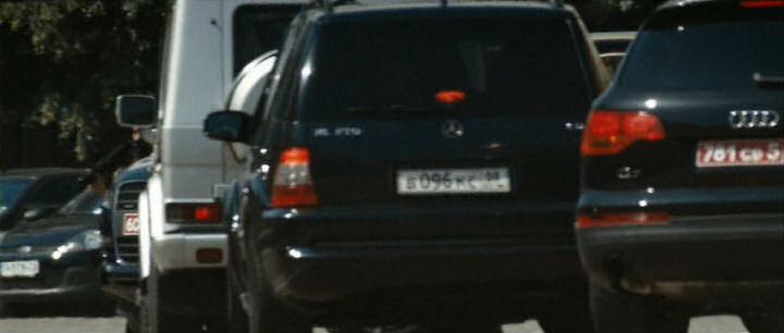 Mercedes-Benz ML 270 W163
