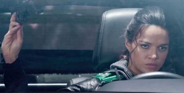 What Car Did Michelle Rodriguez Drive In Quot Furious 7