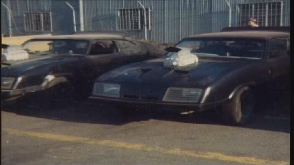 V8 Interceptor, Mad Max 2