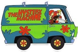 The Mystery Mashine