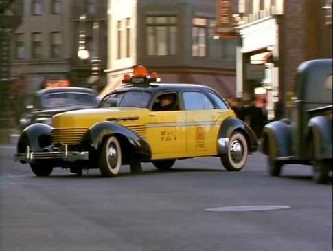 The Shadow Movie Car