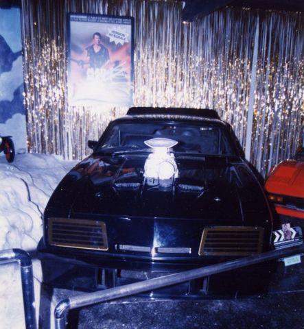 V8 Interceptor, Cars of the Stars Museum
