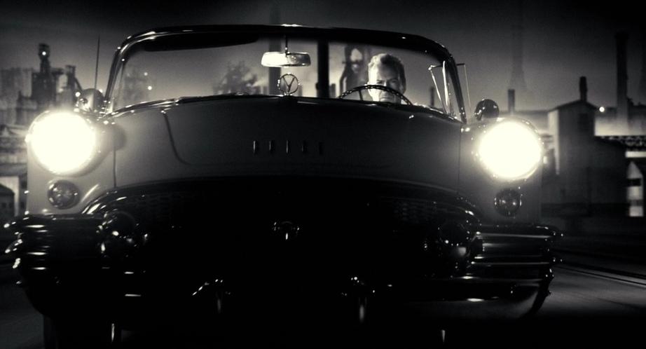 1955 Buick Century 66C, Sin City 2005