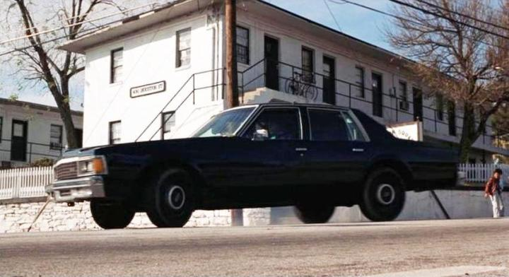 1977 Chevrolet Caprice Classic
