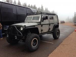 Jeep Wrangler, Furious 7