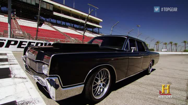 Dax Shepards 1967 Lincoln Continental