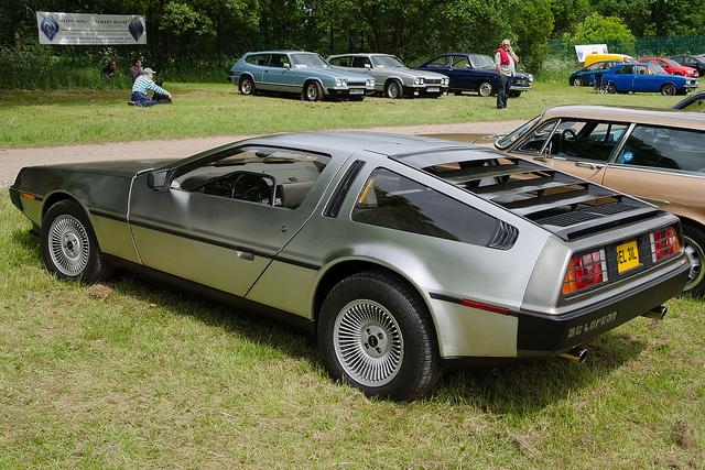 De Tomaso Mangusta >> DeLorean DMC-12 gallery - Best Movie Cars