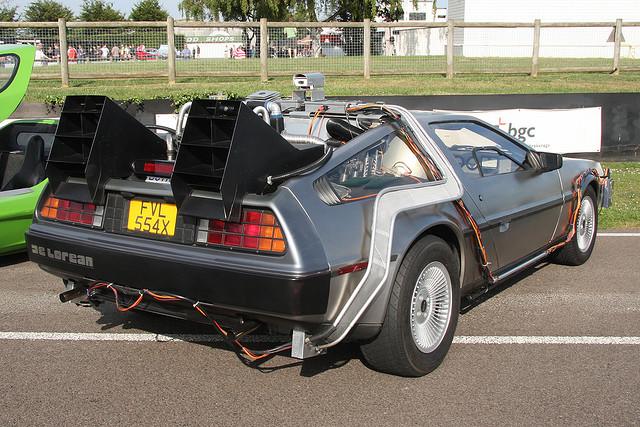 DeLorean DMC-12, BTTF Replica