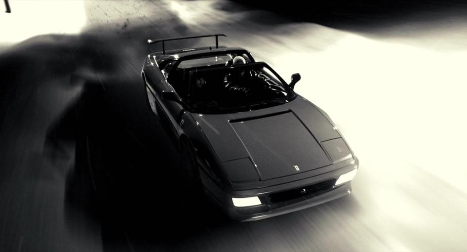 1994 Ferrari 348 GTS, Sin City 2005