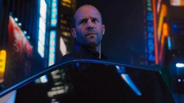 Jason Statham, Furious 7