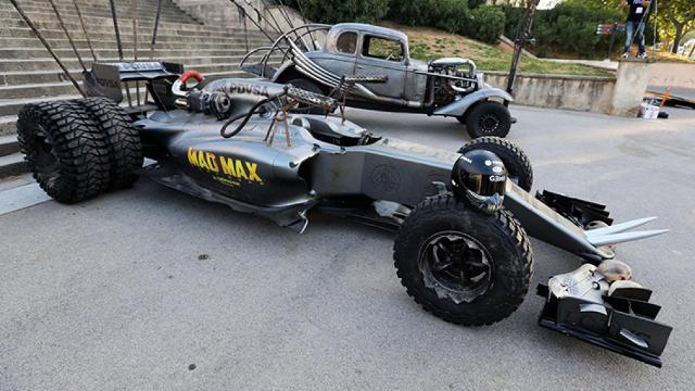 Lotus, Mad Max