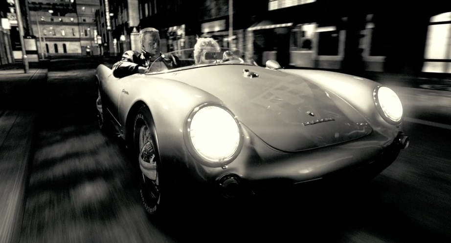 Porsche 550 Spyder Replica, Sin City 2005