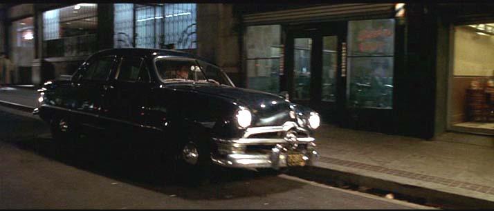 1950 Ford Custom De Luxe