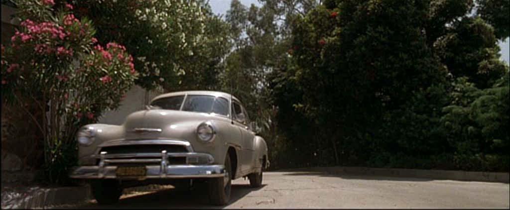 1951 Chevrolet Fleetline De Luxe JK 2153, L A Confidential 1997