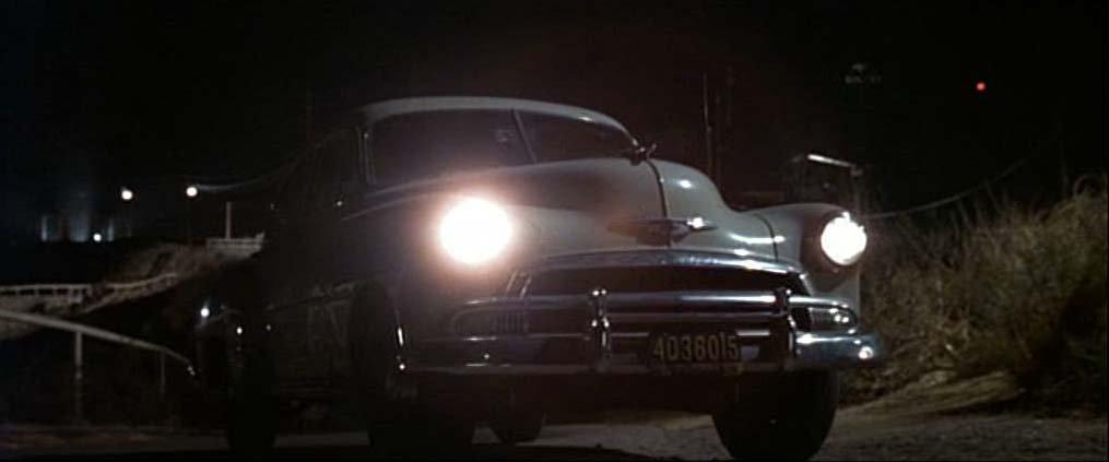 1951 Chevrolet Fleetline De Luxe JK 2153 4