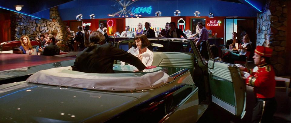 1956 Chrysler New Yorker, Pulp Fiction 1994