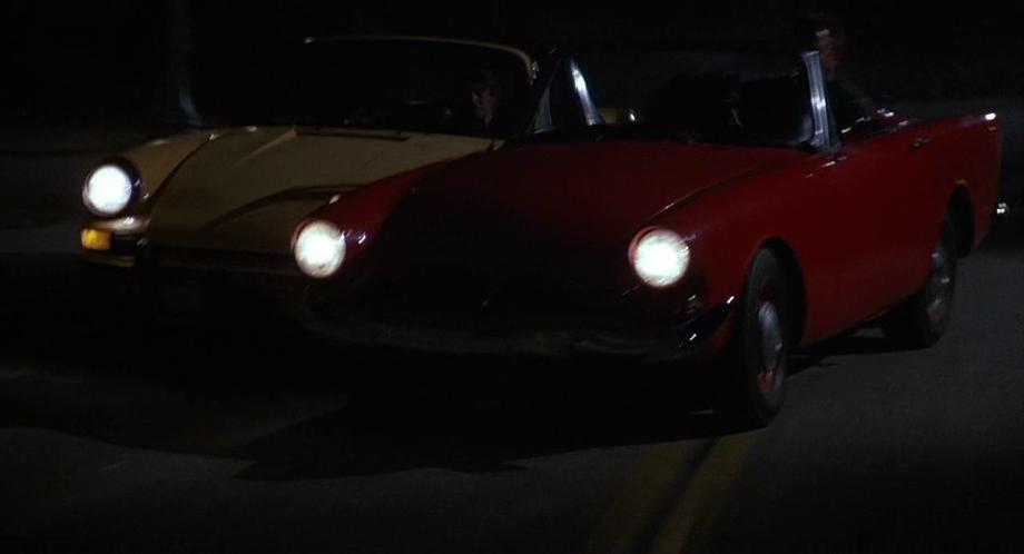 1964 Sunbeam Alpine Series IV 3