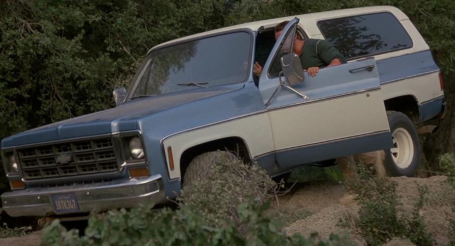 1973 Chevrolet Blazer K 5