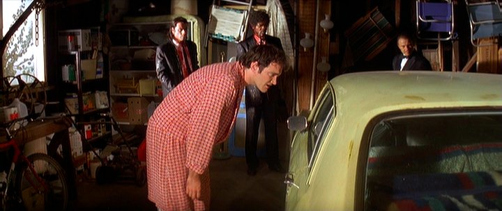 1974 Chevrolet Nova, Pulp Fiction 1994