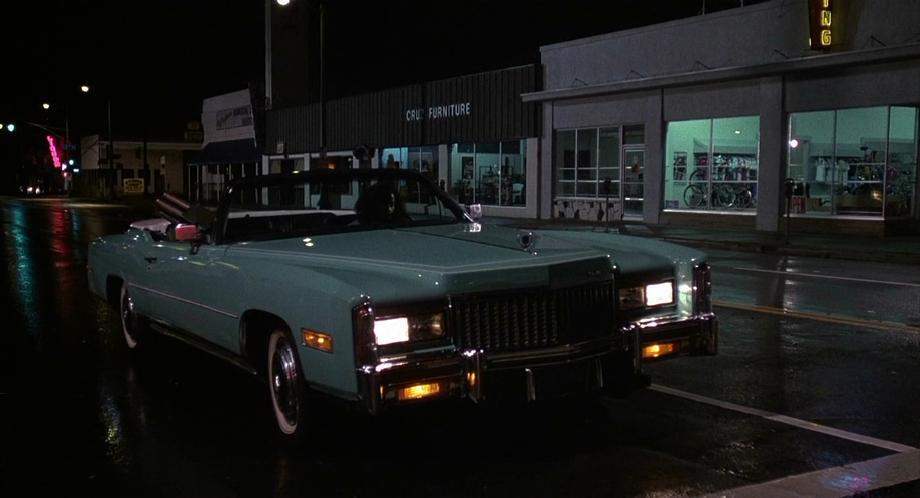 1976 Cadillac Eldorado, Commando 1985