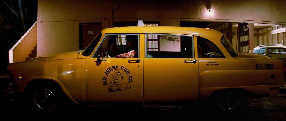 1977 Checker Taxicab A11, Pulp Fiction 1994