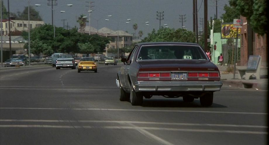 1979 Chevrolet Caprice Classic Best Movie Cars