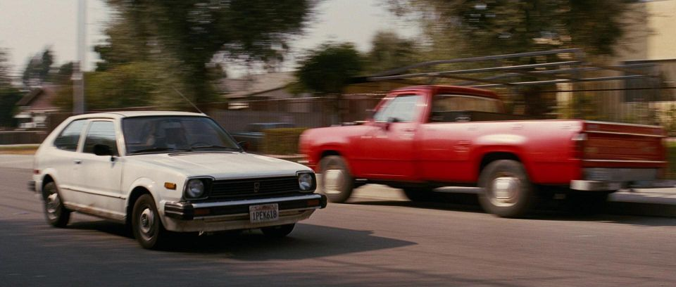 1980 Honda Civic SL, Pulp Fiction 1994