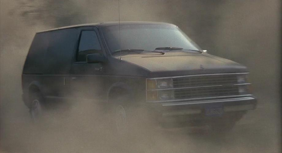 1983 Dodge Mini Ram Van