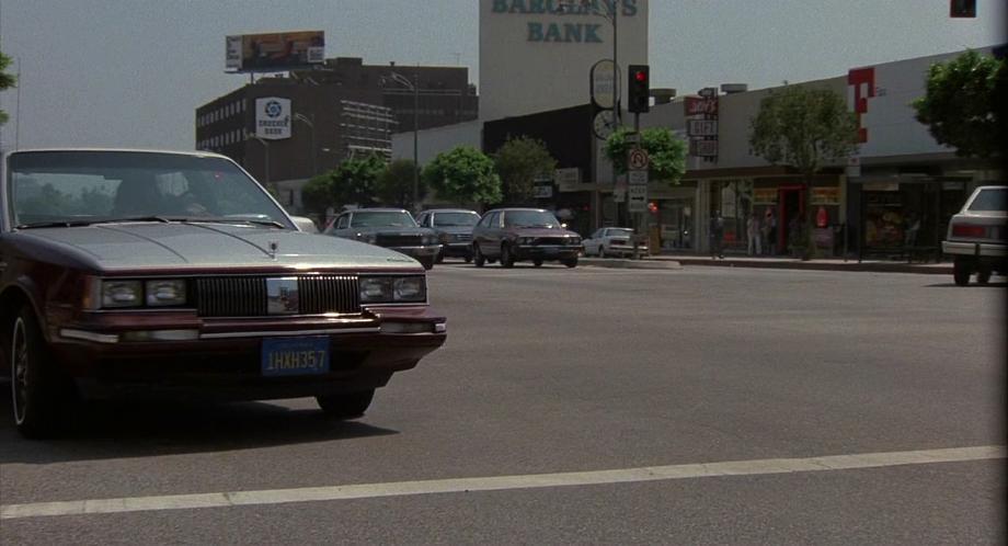 1984 Oldsmobile Cutlass Ciera 2