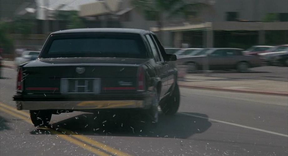1985 Cadillac Sedan DeVille 4