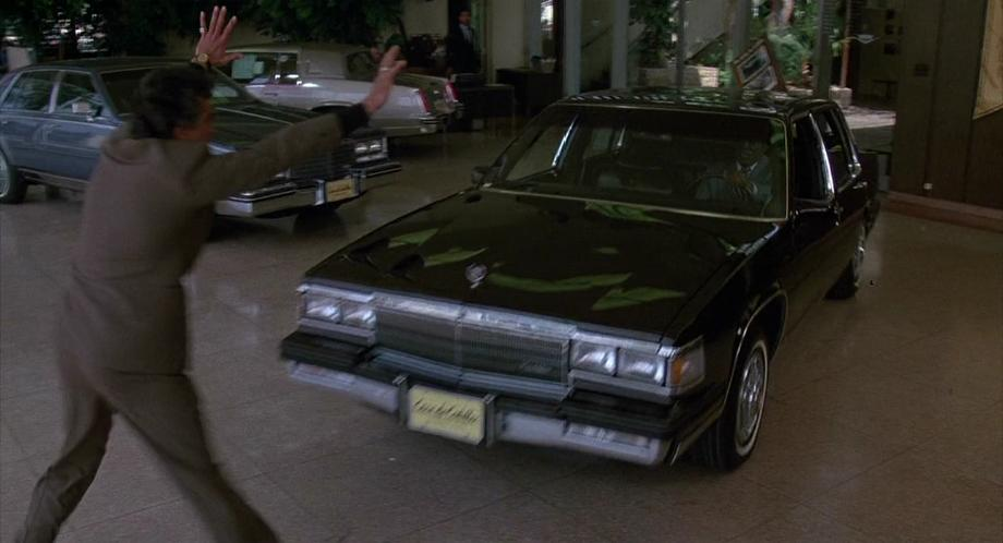1985 Cadillac Sedan DeVille, Commando 1985