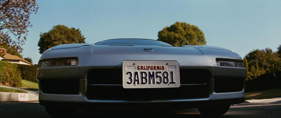 1992 Acura NSX, Pulp Fiction 1994