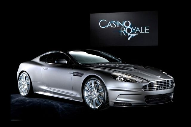 Aston Martin DBS, 2006 Casino Royale