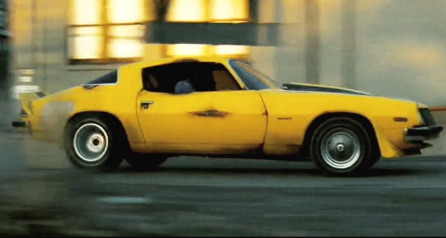 2007 Quot Transformers Quot 2nd Gen Chevrolet Camaro Best Movie Cars