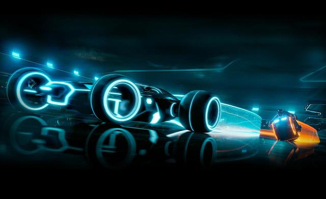 Light Runner, Tron Legacy 2010