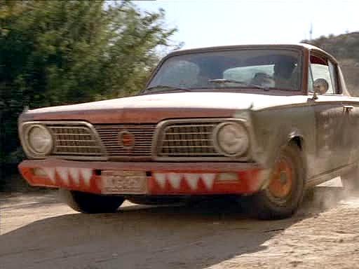 1966 Plymouth Barracuda, The Wraith