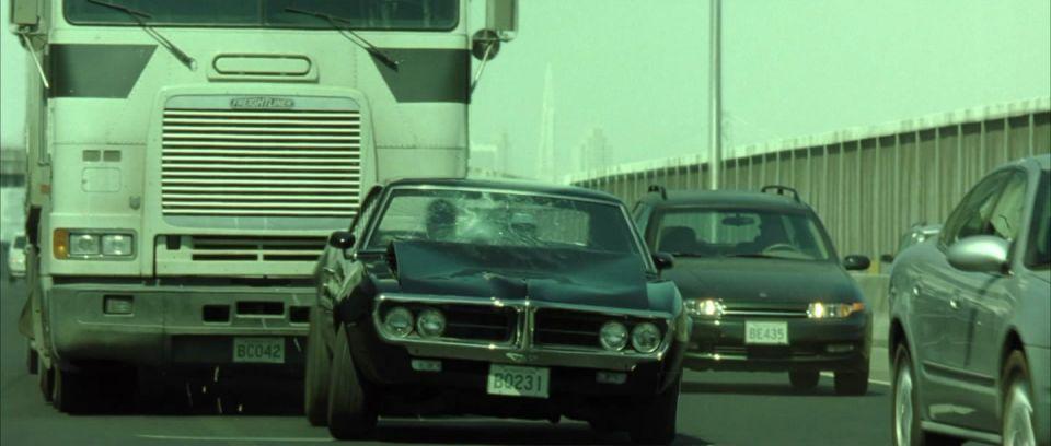 1967 Pontiac Firebird, The Matrix Reloaded 2003