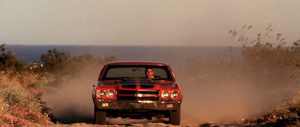 1970 Chevrolet Chevelle, The Fast and the Furious 2001